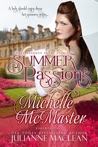 Summer Passions Book Cover
