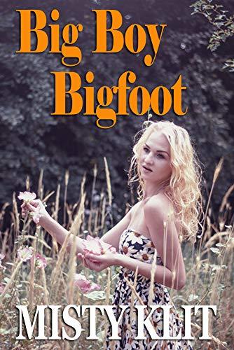 Big Boy Bigfoot Book Cover