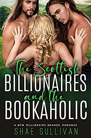 The Scottish Billionaires and the Bookaholic Book Cover