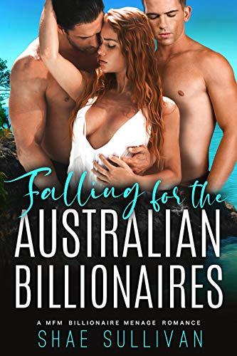 Falling for the Australian Billionaires Book Cover