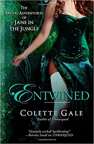 Entwined Book Cover