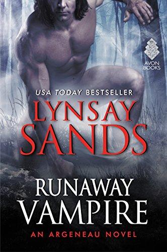 Runaway Vampire Book Cover