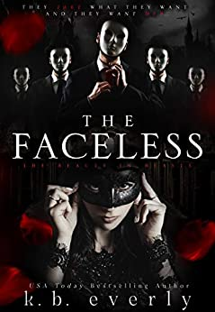 The Faceless Book Cover